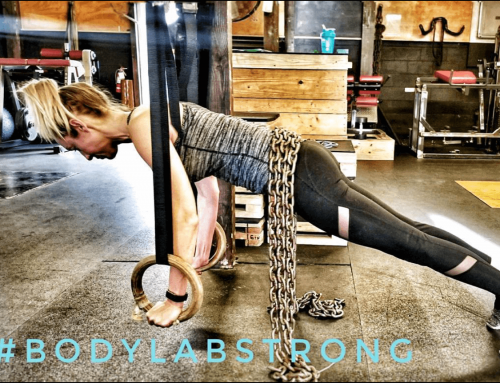 The Body Lab Strength and Conditioning