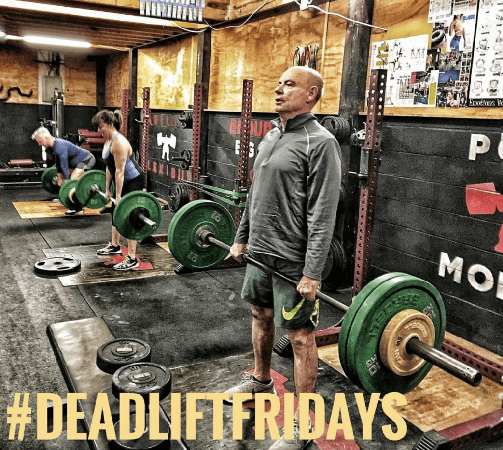 The Body Lab - Deadlift Fridays