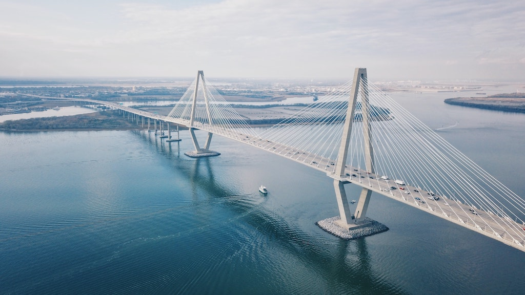 Bridge Outside of Charleston