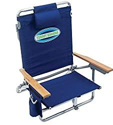 lay back beach chair
