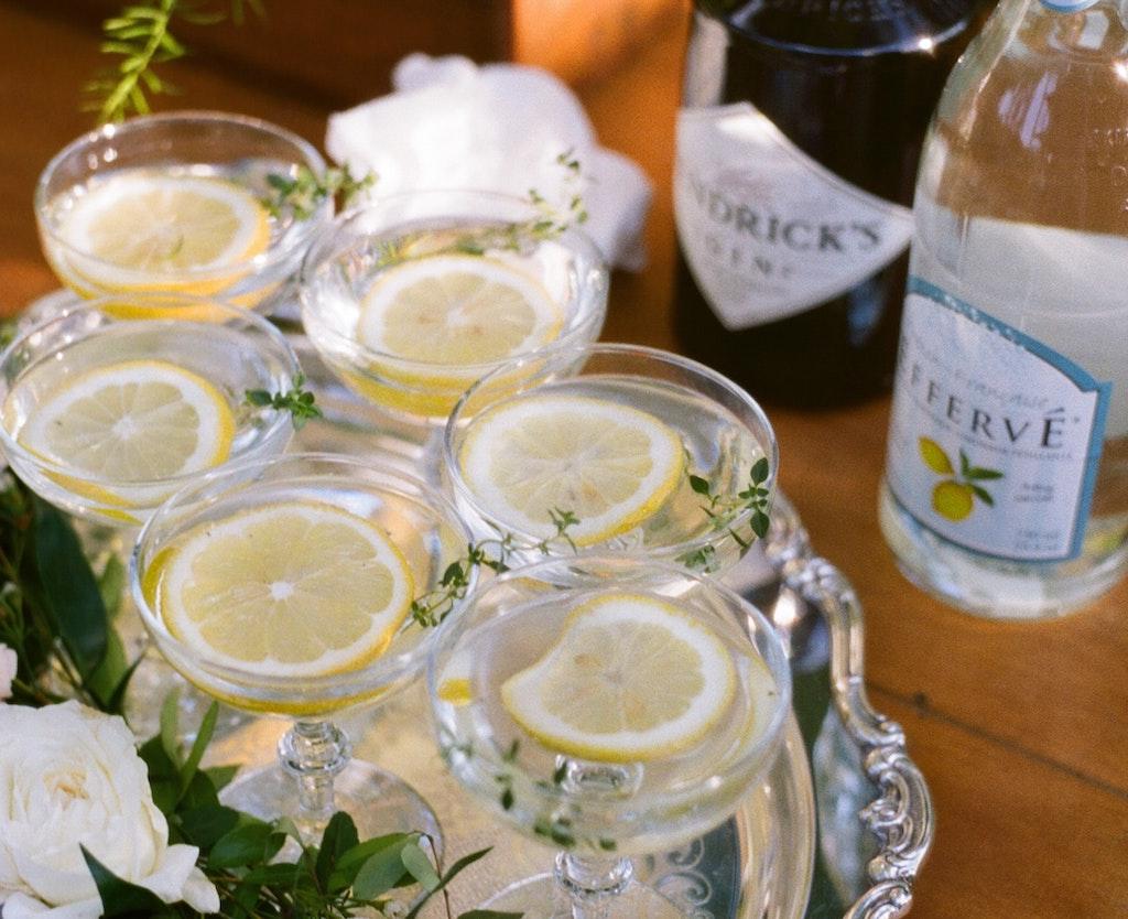 Cocktails in Charleston