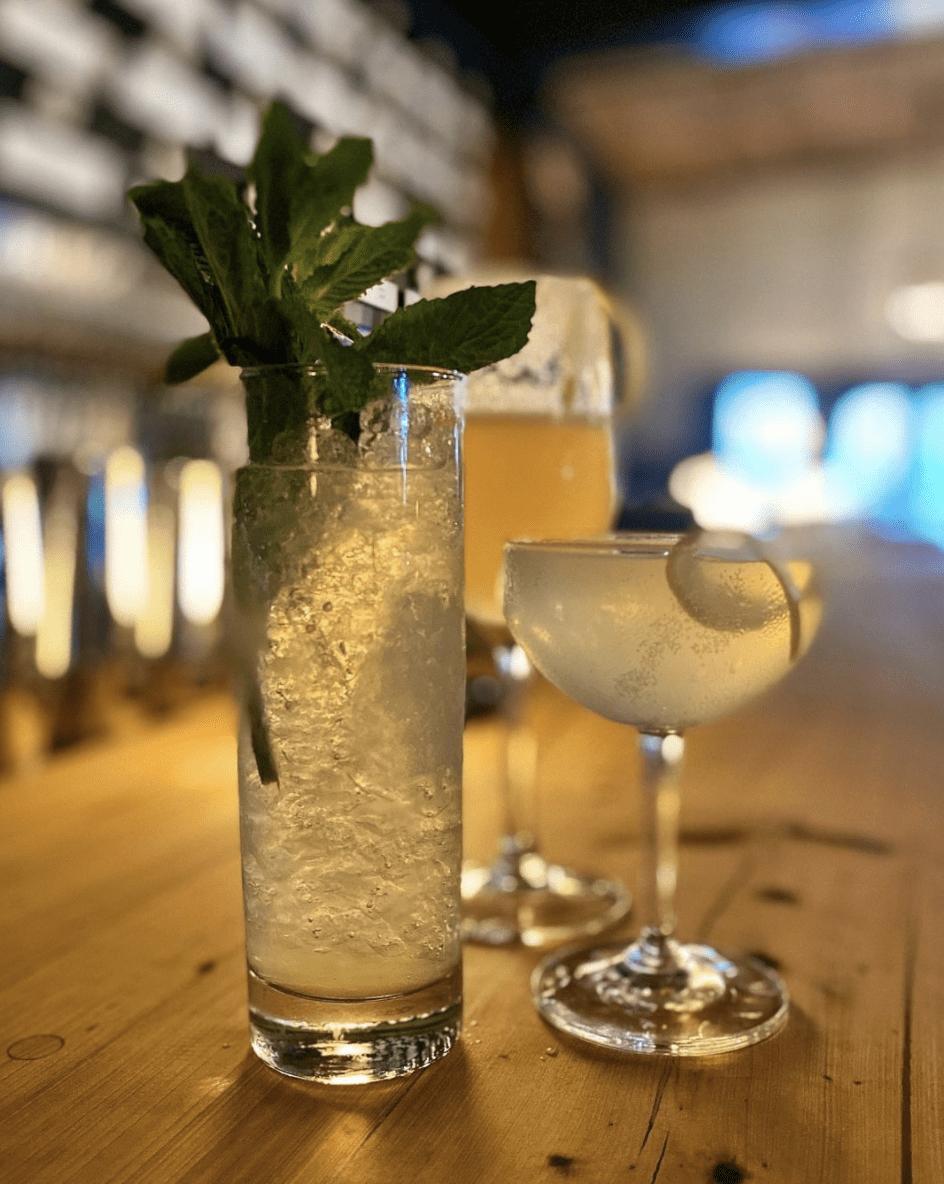 Edmund's Oast Cocktail