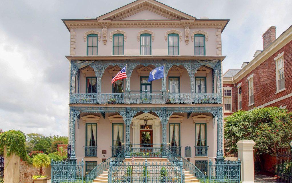 John Rutledge Inn Exterior